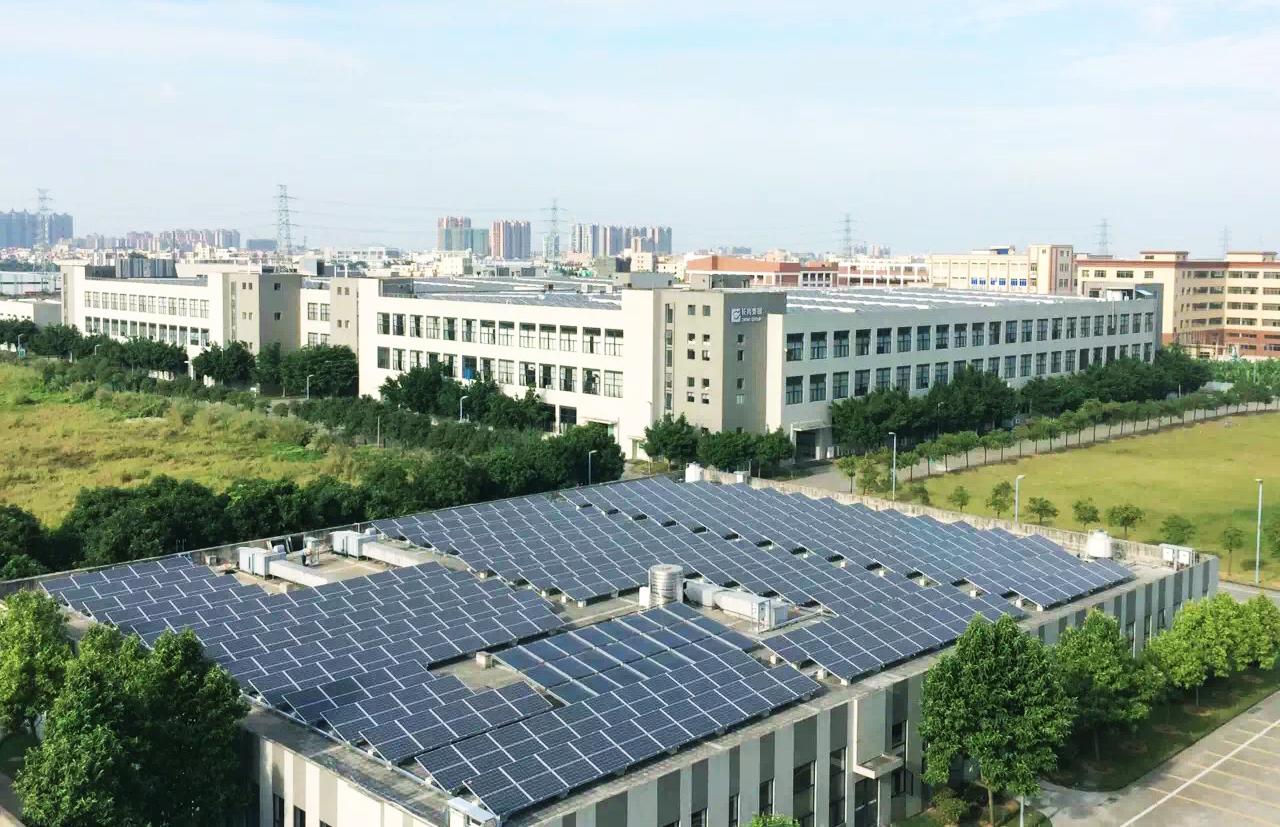 广东中山长青1.8MW分布式光伏发电项目