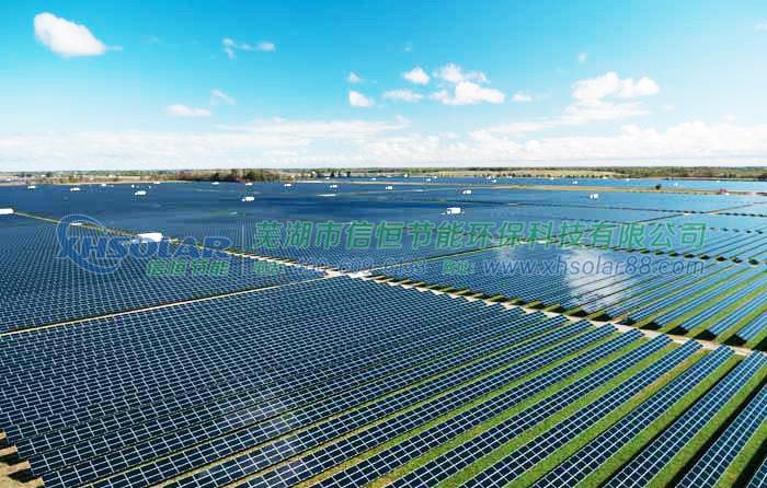 2015年中国光伏发电总装机容量全球居首