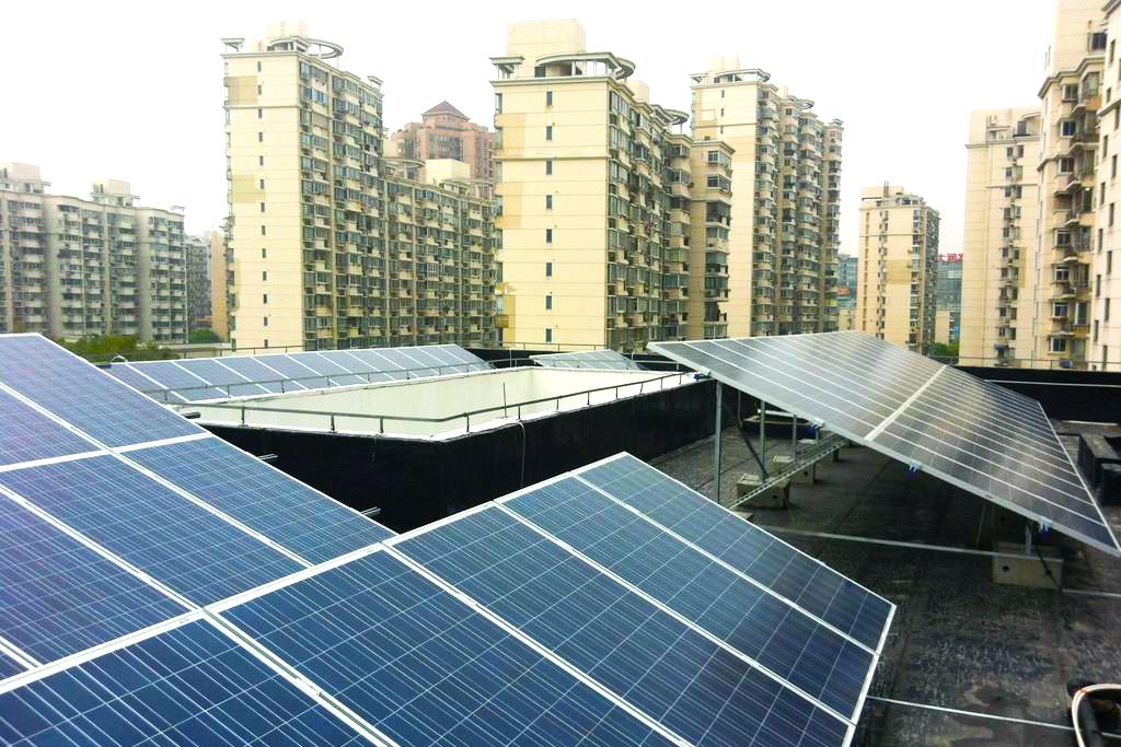 医院屋顶光伏发电解决方案