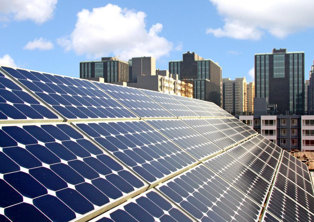 商业屋顶光伏发电解决方案